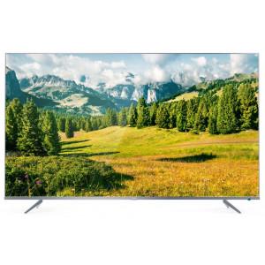 Телевизор TCL L50P6US 4К Сверхтонкий  Серебристый в Прибрежном фото
